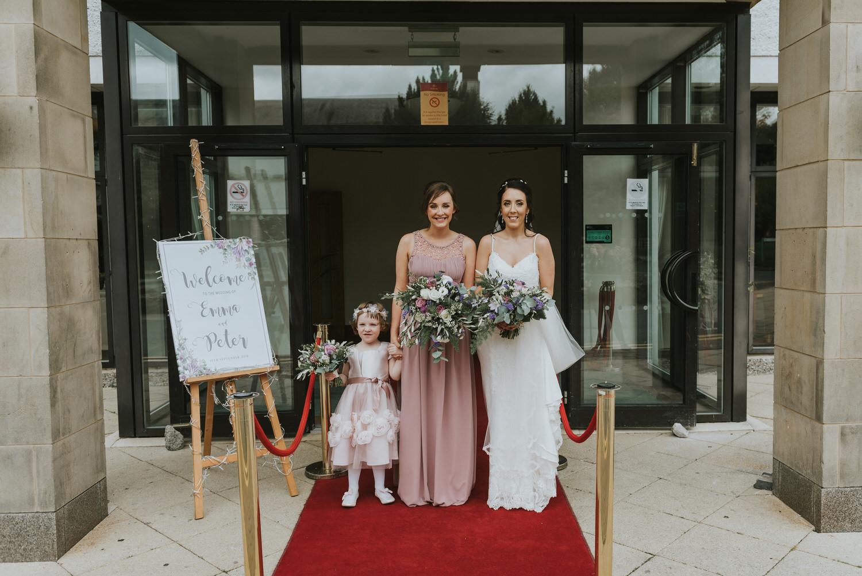 Belfast Hilton Templepatrick Wedding 37