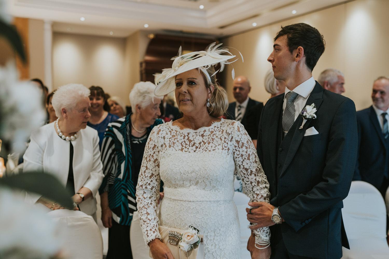 Belfast Hilton Templepatrick Wedding 39