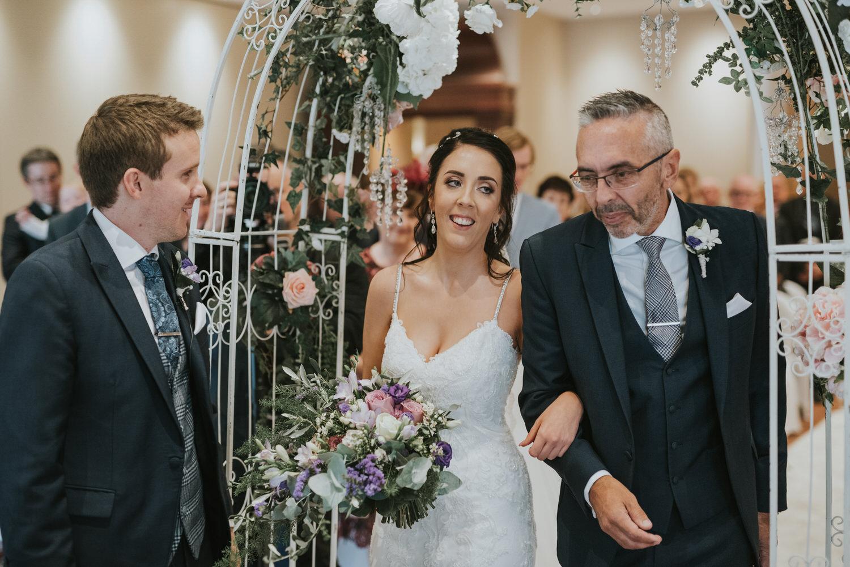 Belfast Hilton Templepatrick Wedding 42