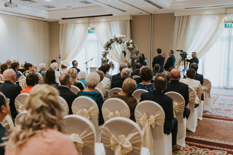 Belfast Hilton Templepatrick Wedding 44
