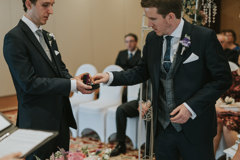 Belfast Hilton Templepatrick Wedding 49