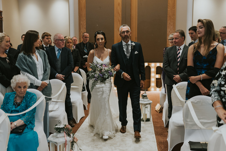 Belfast Hilton Templepatrick Wedding 41