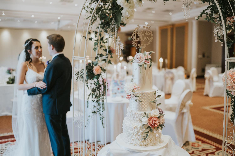 Belfast Hilton Templepatrick Wedding 87