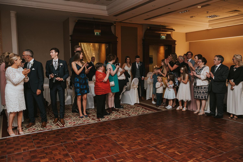 Belfast Hilton Templepatrick Wedding 91