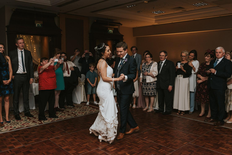 Belfast Hilton Templepatrick Wedding 92