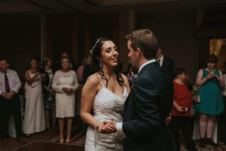 Belfast Hilton Templepatrick Wedding 93