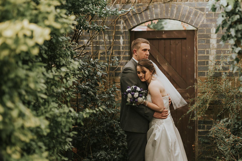 wedding photos at the Templeton Hotel 66