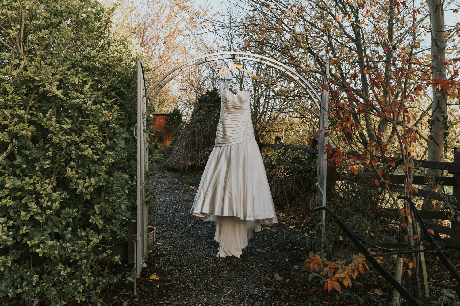 wedding photos at the Tullyglass Hotel 01