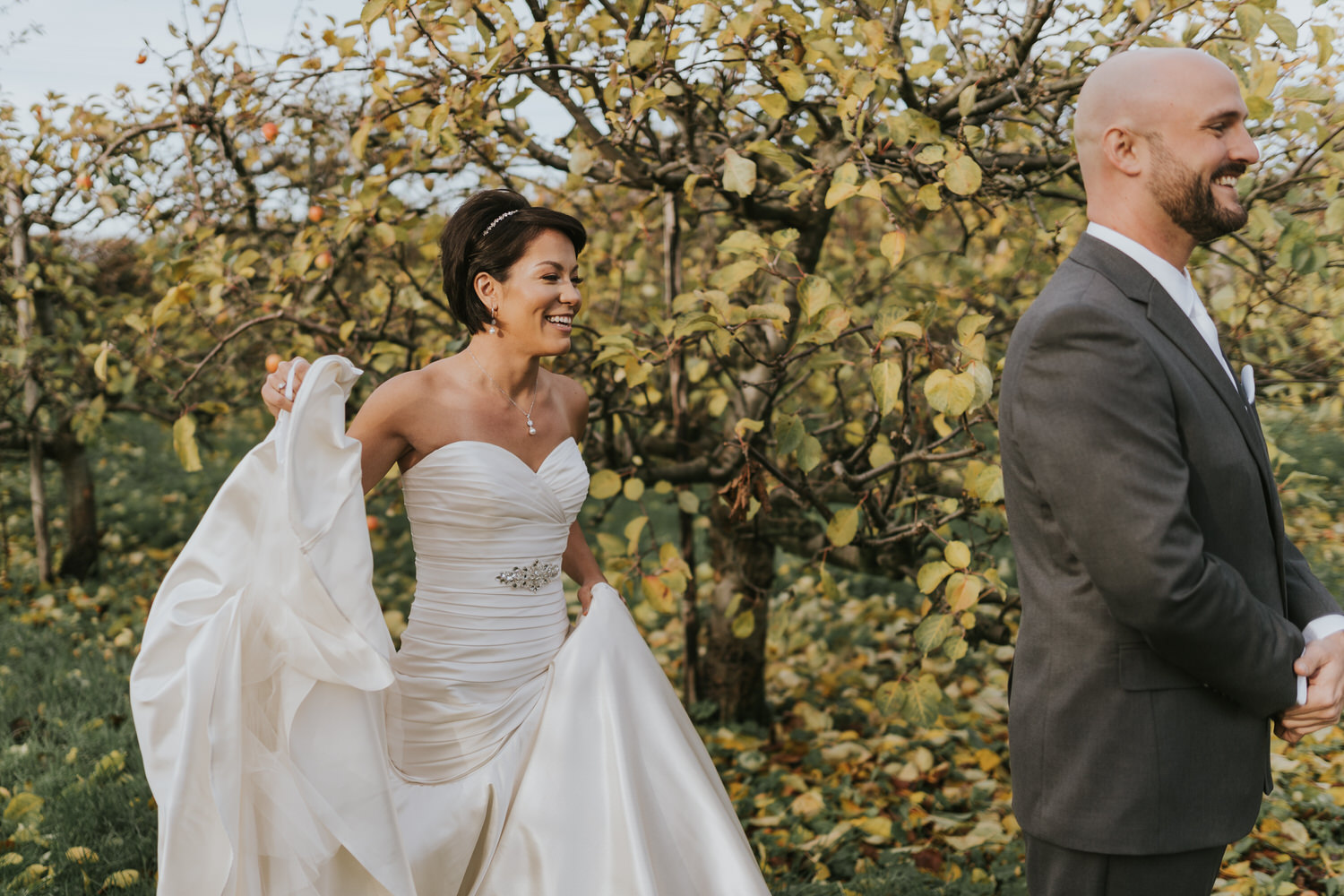 wedding photos at the Tullyglass Hotel 25