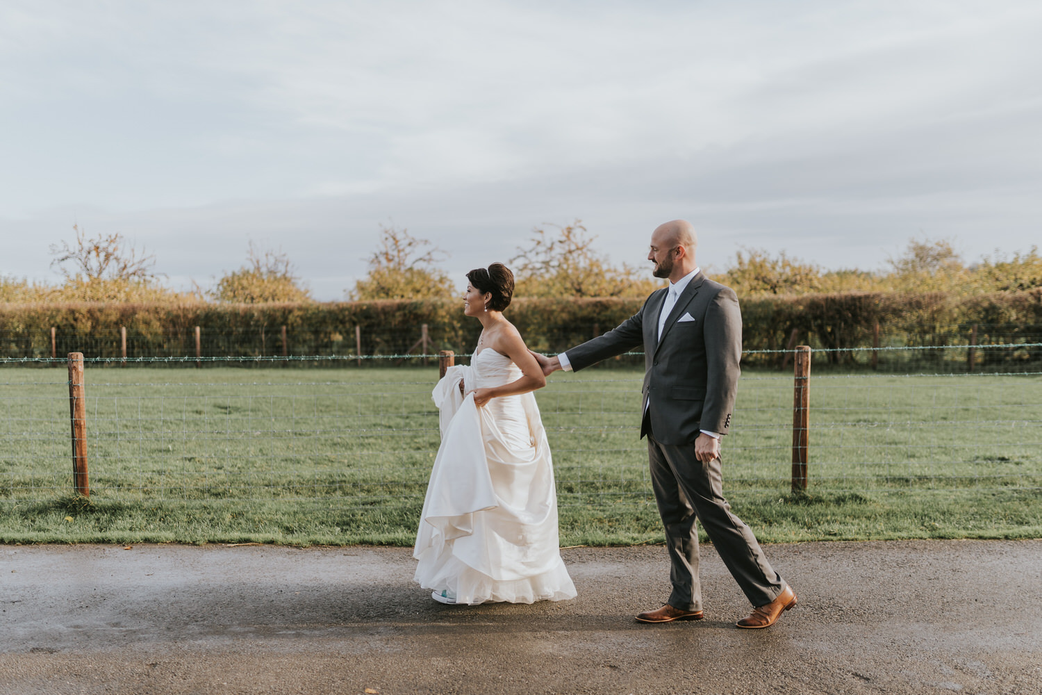 wedding photos at the Tullyglass Hotel 40