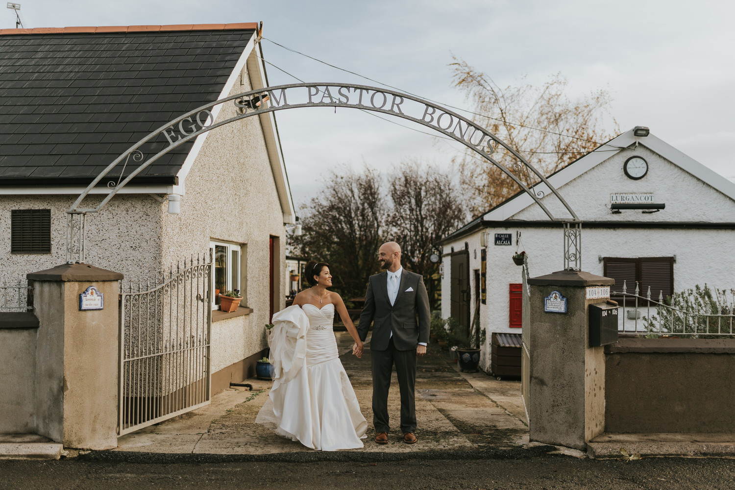 wedding photos at the Tullyglass Hotel 41