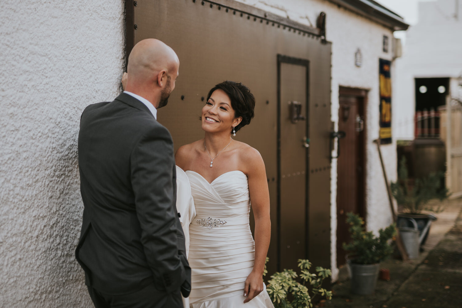 wedding photos at the Tullyglass Hotel 42