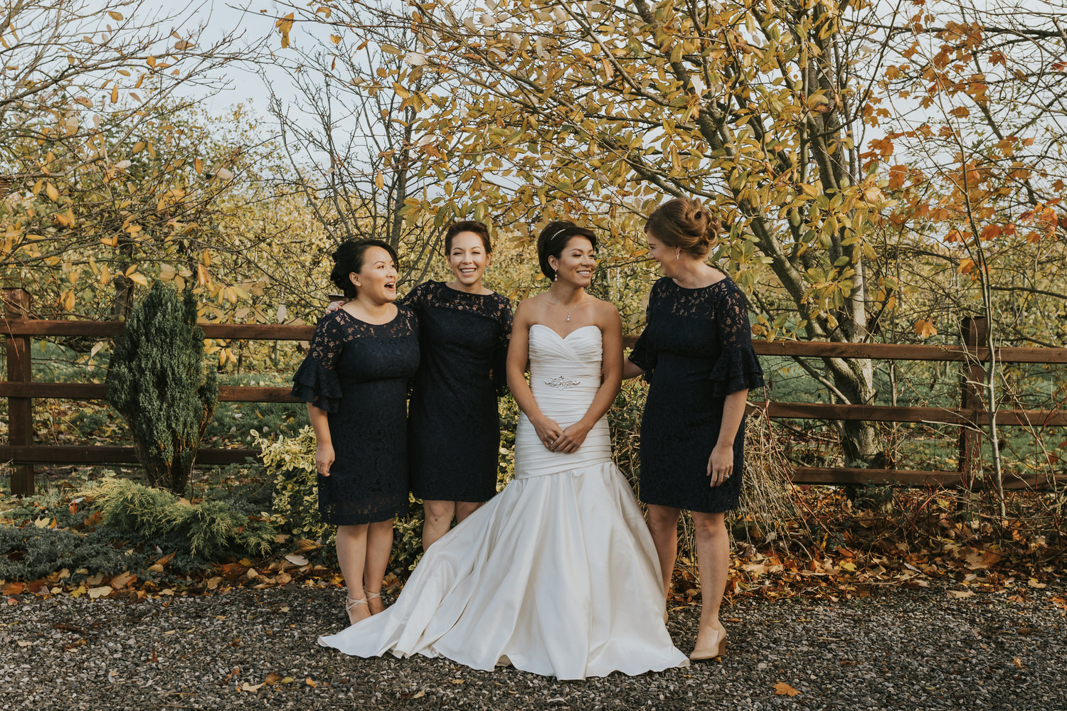 wedding photos at the Tullyglass Hotel 45
