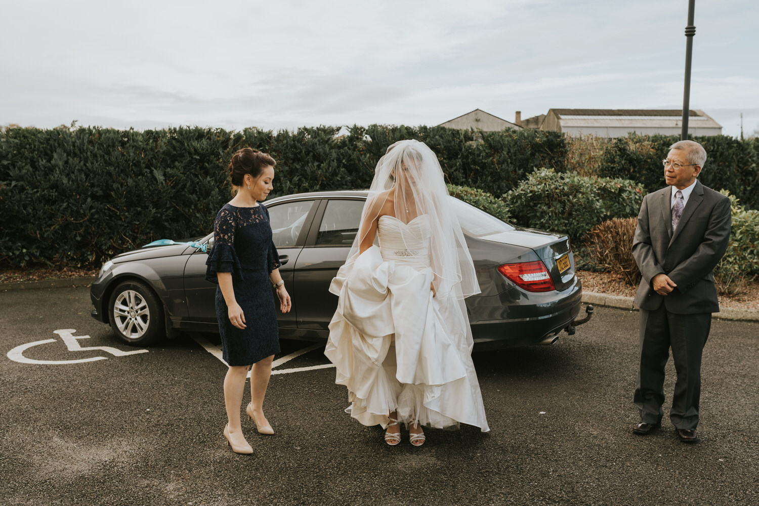 wedding photos at the Tullyglass Hotel 53