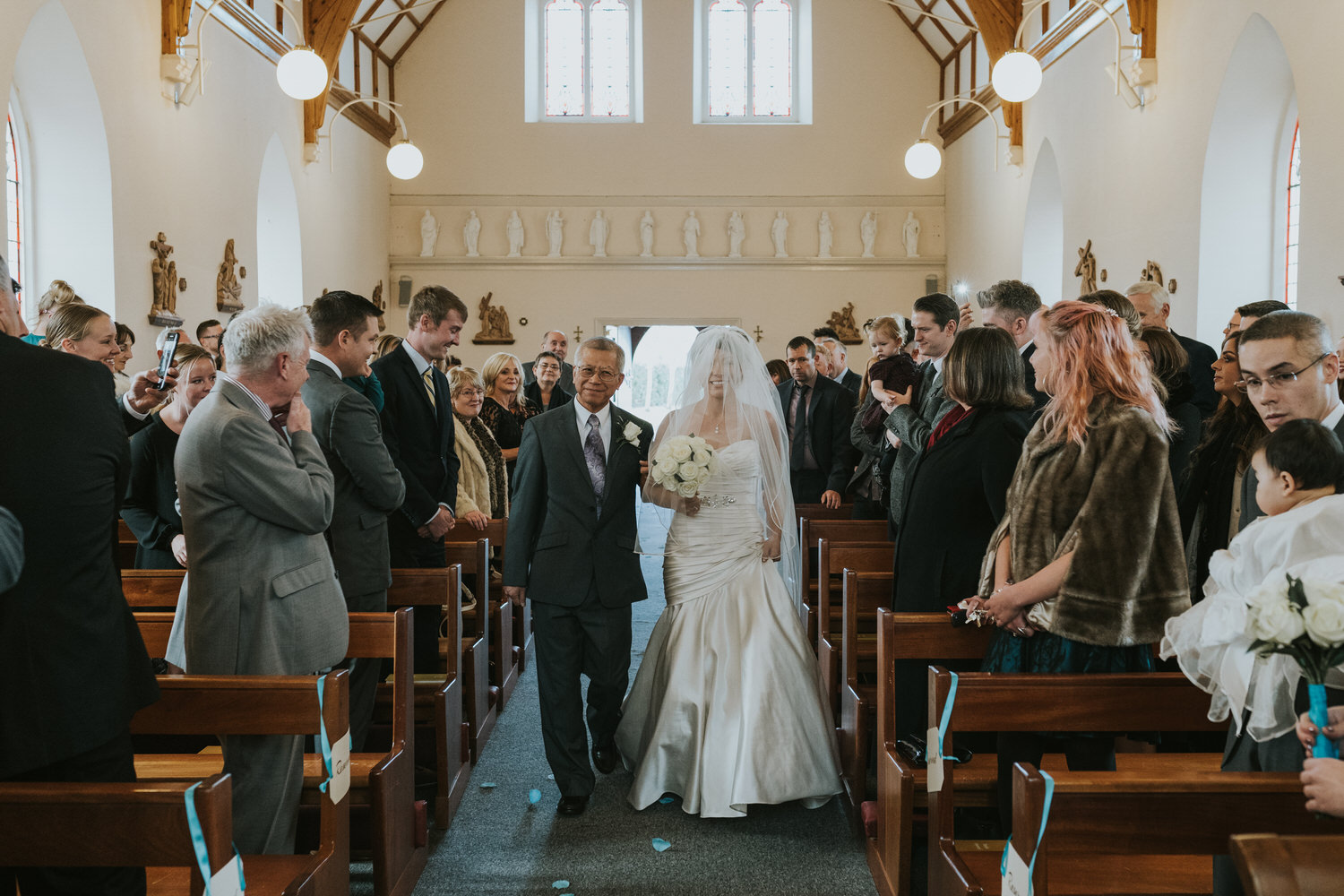 wedding photos at the Tullyglass Hotel 65