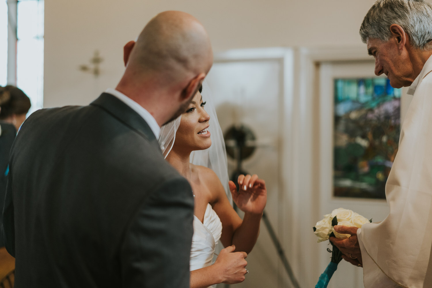 wedding photos at the Tullyglass Hotel 68