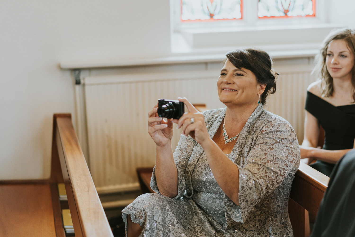 wedding photos at the Tullyglass Hotel 78