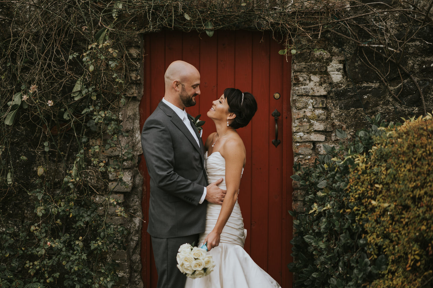 wedding photos at the Tullyglass Hotel 95