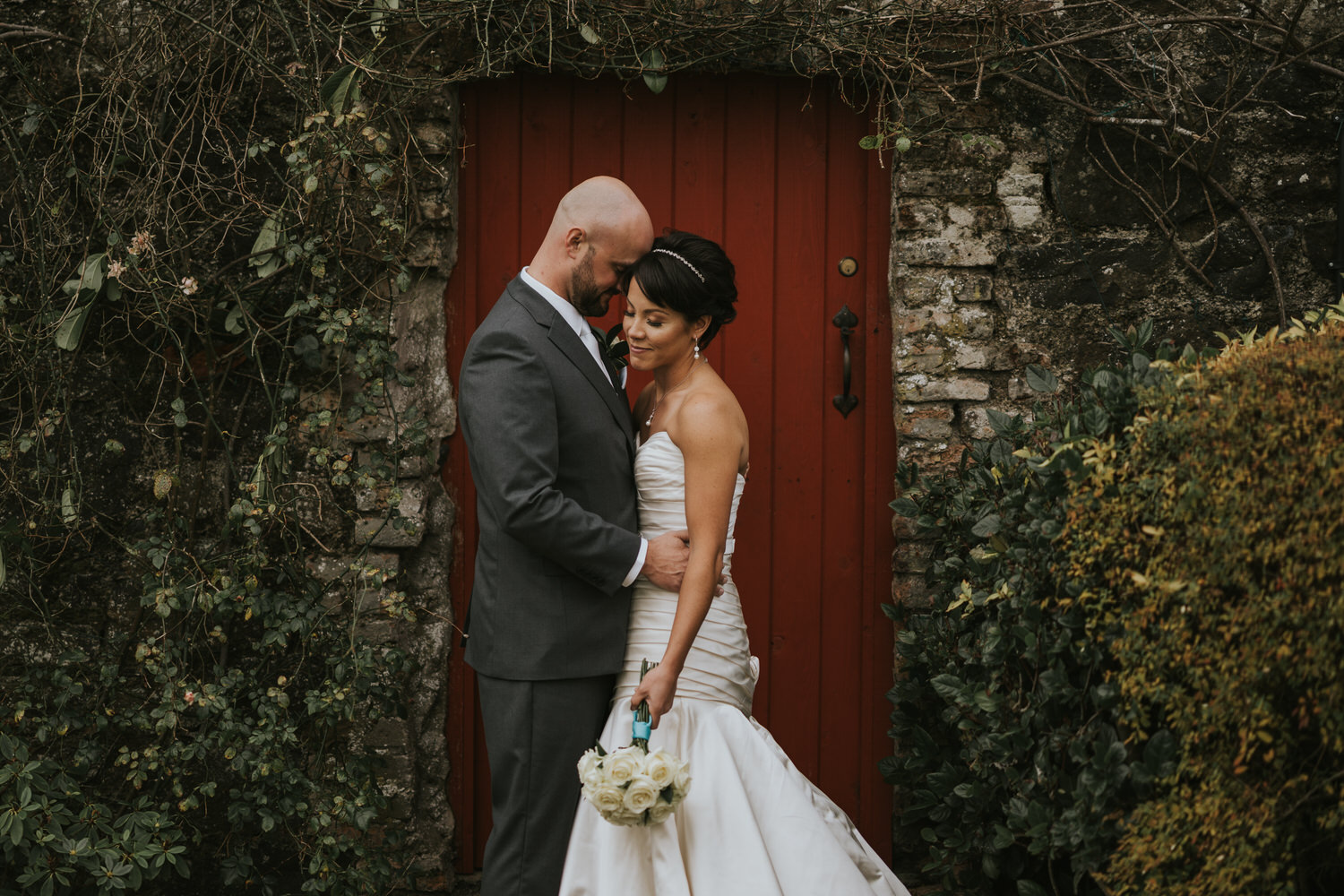 wedding photos at the Tullyglass Hotel 97
