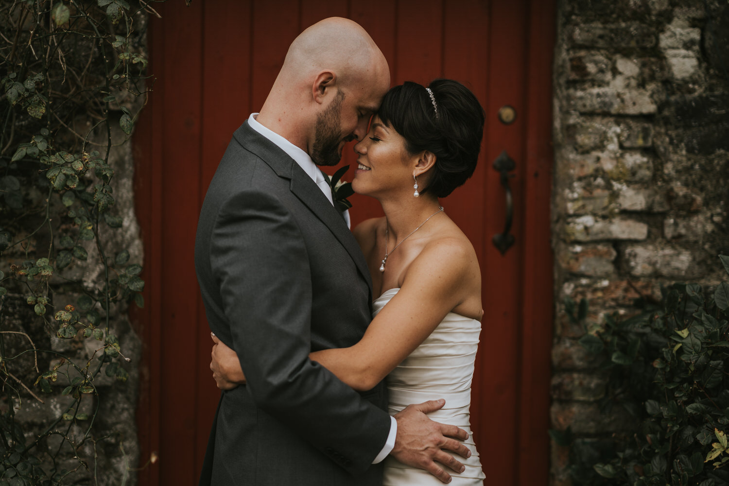 wedding photos at the Tullyglass Hotel 98