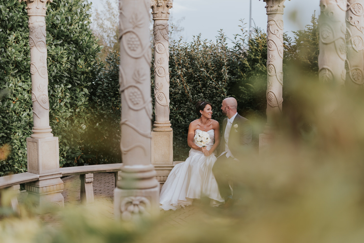 wedding photos at the Tullyglass Hotel 100
