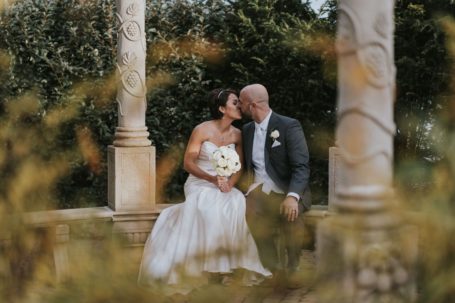 wedding photos at the Tullyglass Hotel 101