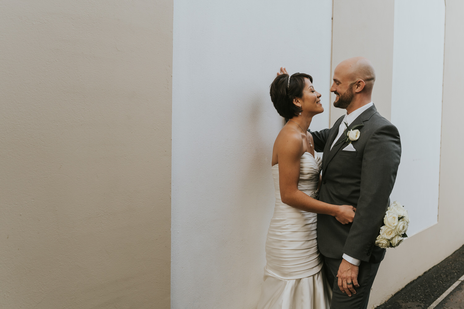 wedding photos at the Tullyglass Hotel 111