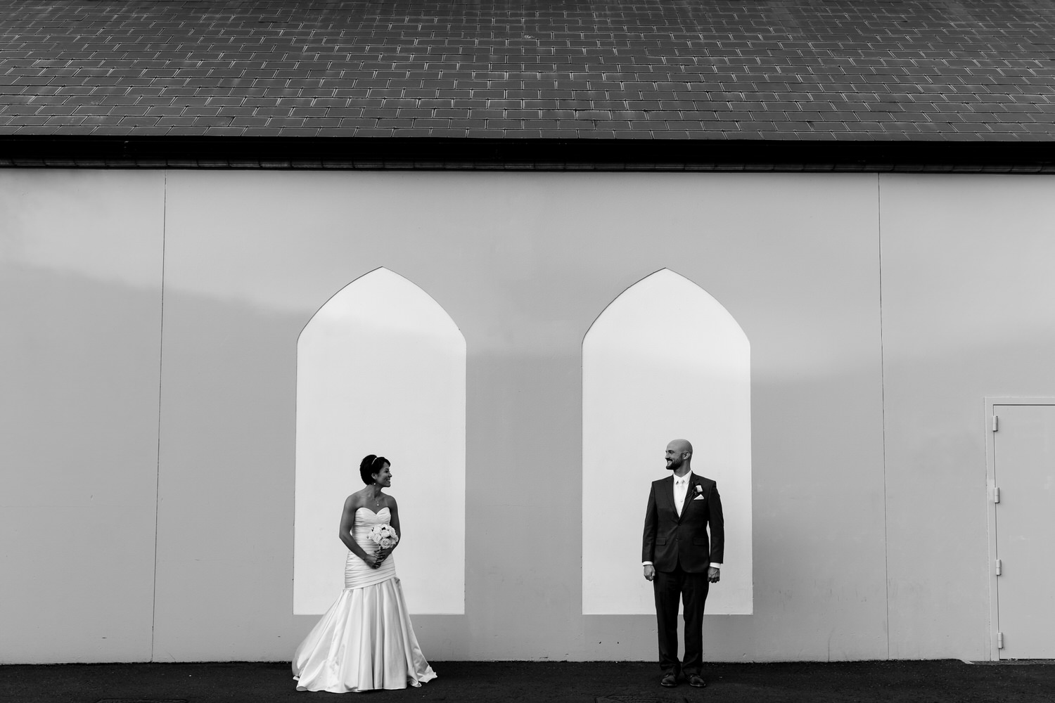 wedding photos at the Tullyglass Hotel 112