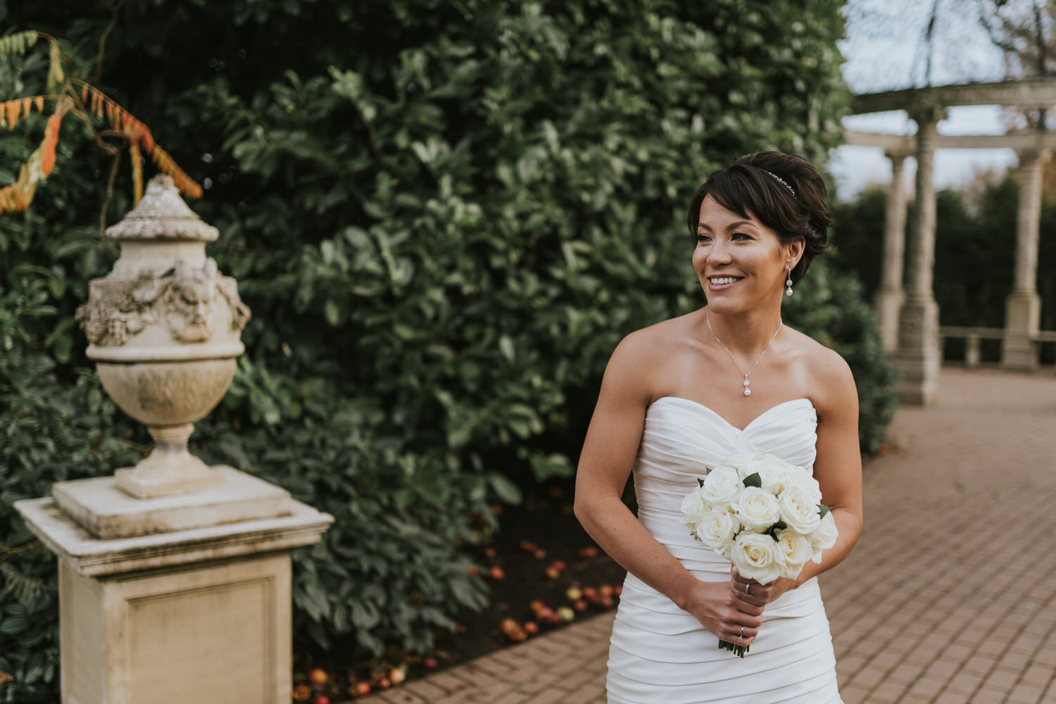 wedding photos at the Tullyglass Hotel 118