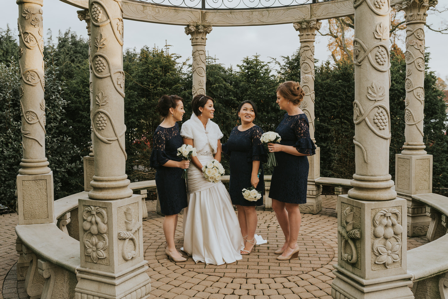 wedding photos at the Tullyglass Hotel 130