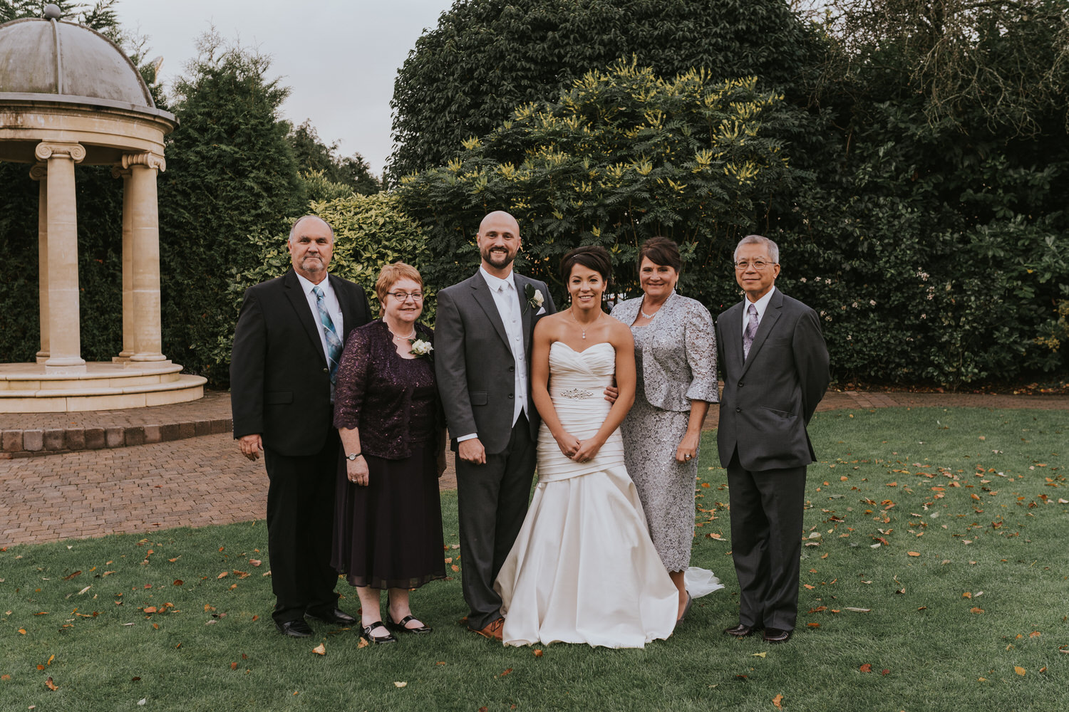 wedding photos at the Tullyglass Hotel 133