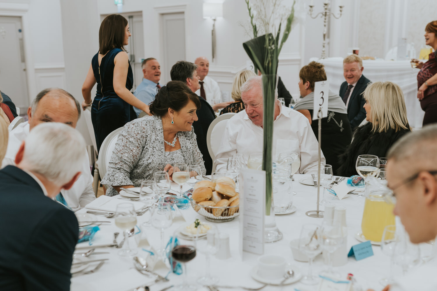 wedding photos at the Tullyglass Hotel 143