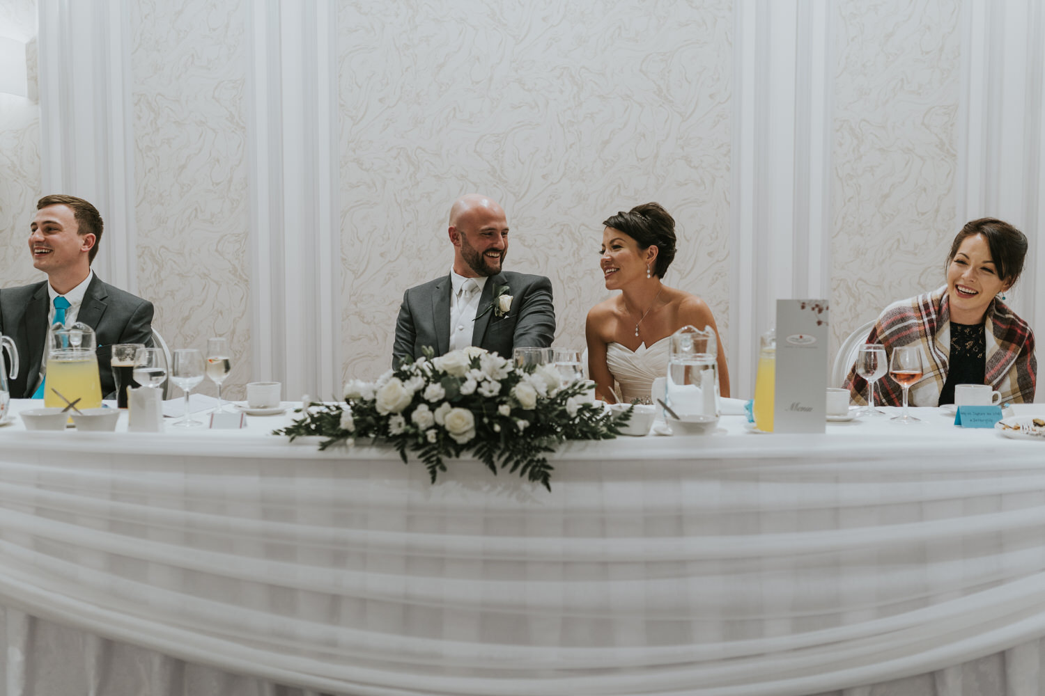 wedding photos at the Tullyglass Hotel 151