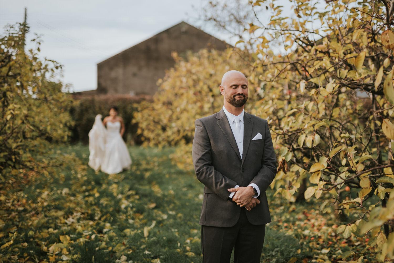 First Look Northern Ireland Wedding Photographer 02