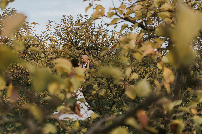 First Look Northern Ireland Wedding Photographer 11