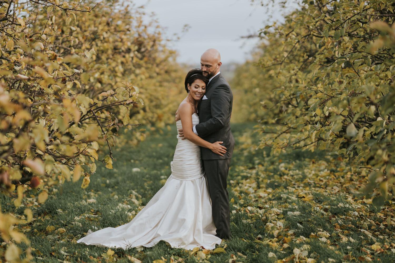 Tullyglass Hotel wedding bride and groom portrait