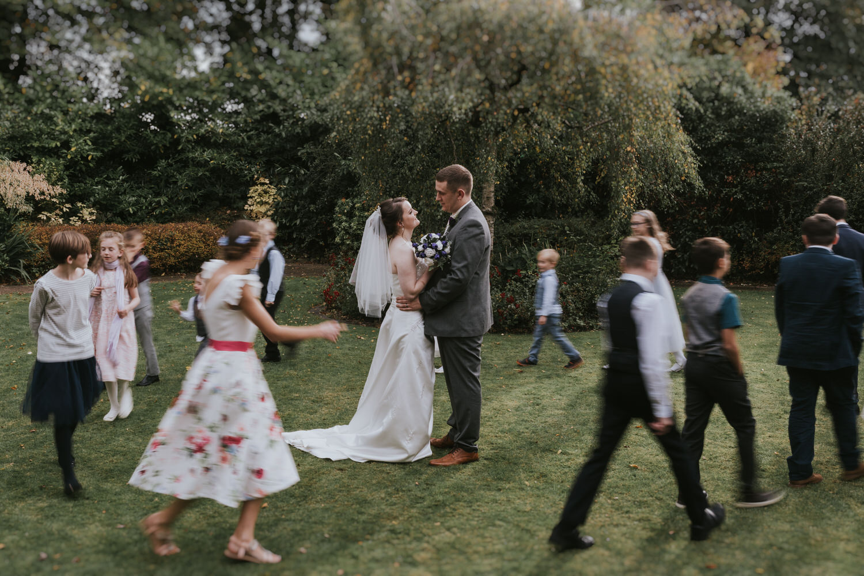 Templeton Hotel wedding bridal party