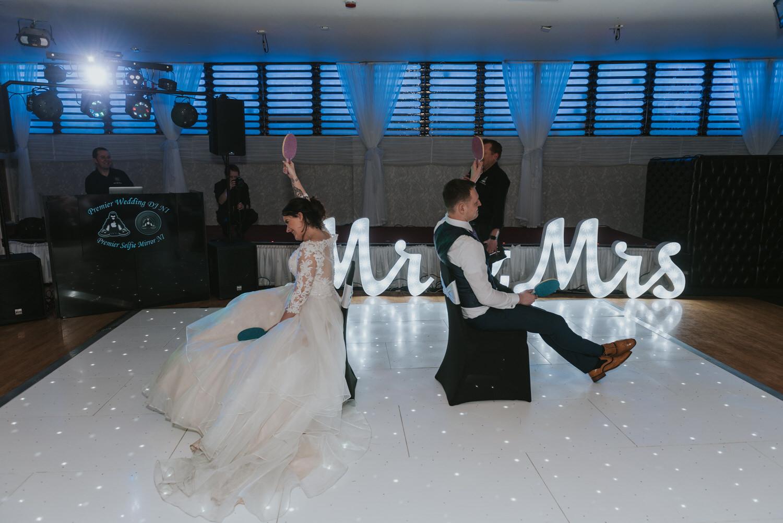 Hugh McCanns Wedding the first dance