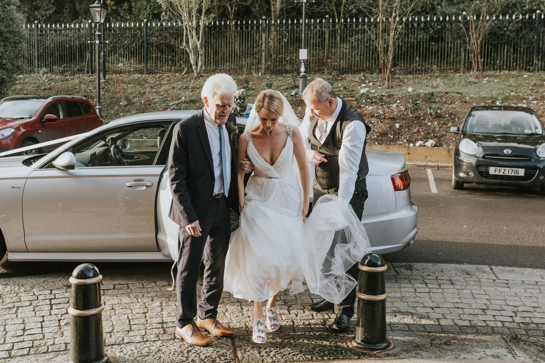 Wedding photos at Belfast Castle 25