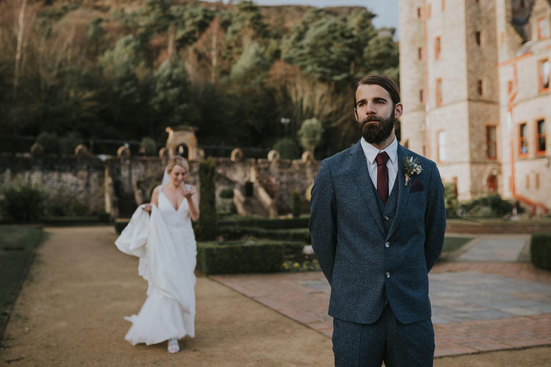 Wedding photos at Belfast Castle 28