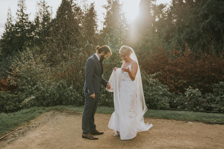 Wedding photos at Belfast Castle 33