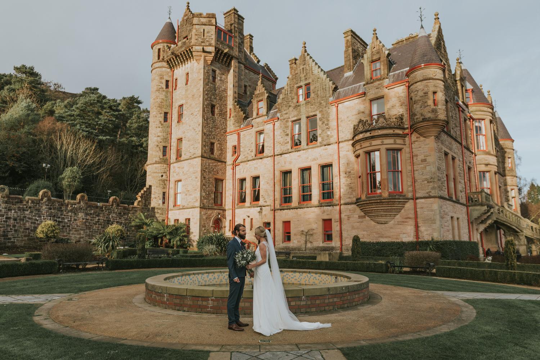 Wedding photos at Belfast Castle 34