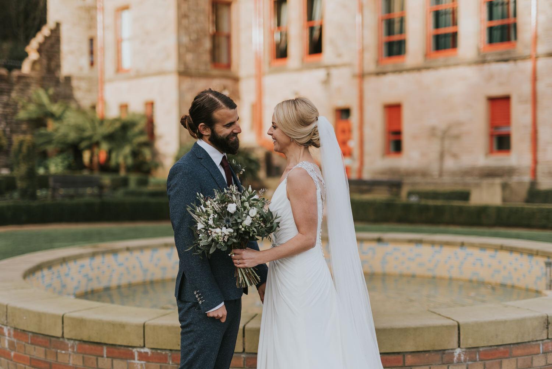 Wedding photos at Belfast Castle 35