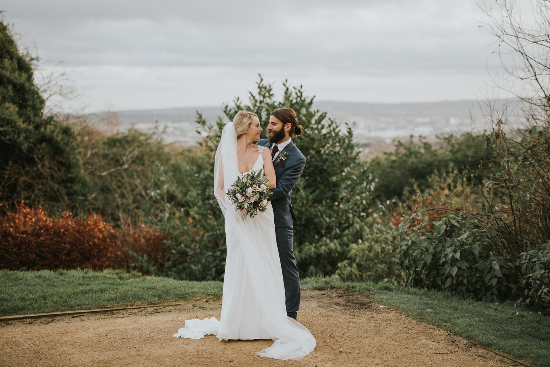 Wedding photos at Belfast Castle 42