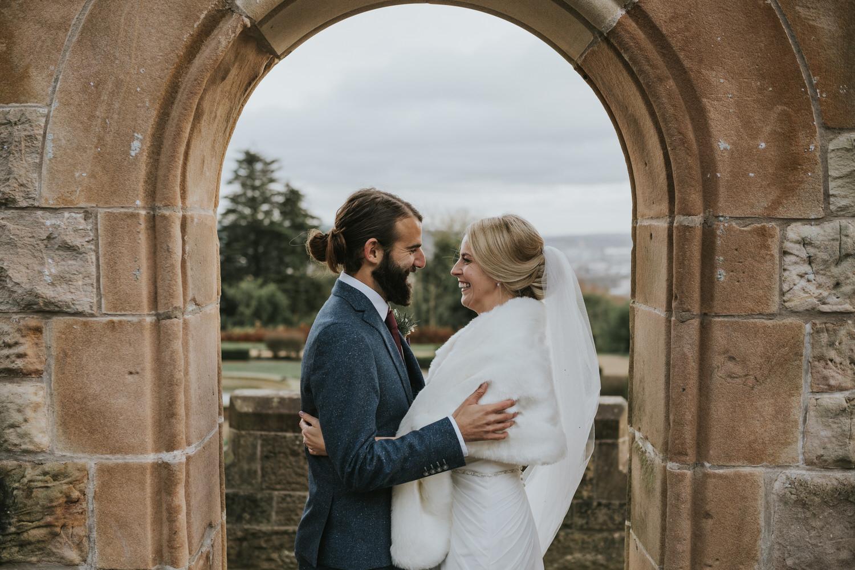 Wedding photos at Belfast Castle 46