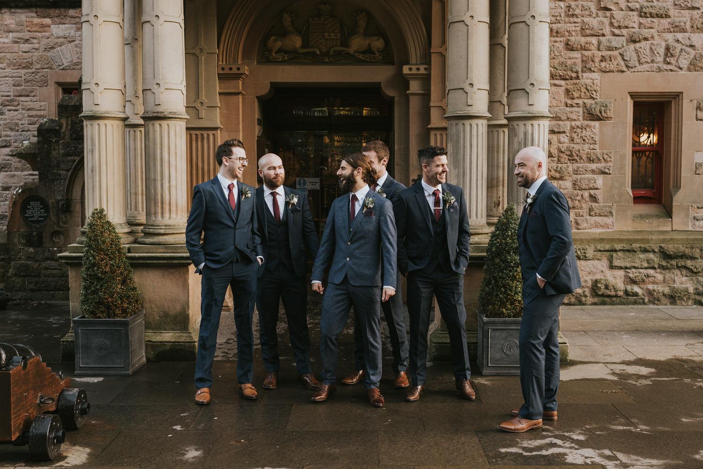 Wedding photos at Belfast Castle 51
