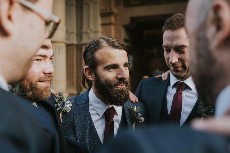 Wedding photos at Belfast Castle 53