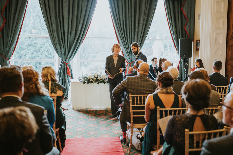 Wedding photos at Belfast Castle 57