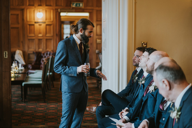 Wedding photos at Belfast Castle 59