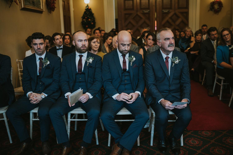 Wedding photos at Belfast Castle 71